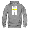 Me + You = 1 - graphite heather