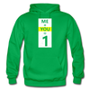 Me + You = 1 - kelly green