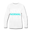New Normal Life - white