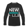 New Normal Life - black