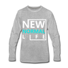 New Normal Life - heather gray