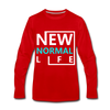 New Normal Life - red