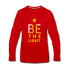 Be The Light - red