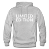 Limited Edition - heather gray