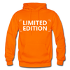 Limited Edition - orange