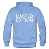 Limited Edition - carolina blue