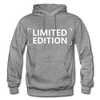 Limited Edition - graphite heather
