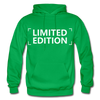 Limited Edition - kelly green