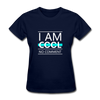 I Am Cool No Comment - navy