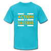 Action = Success - turquoise