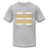 Action = Success - heather gray