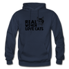 Real Women Love Cats - navy