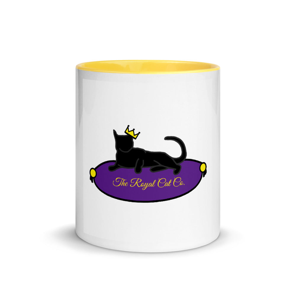Mug with Color Inside - The Royal Cat Co.