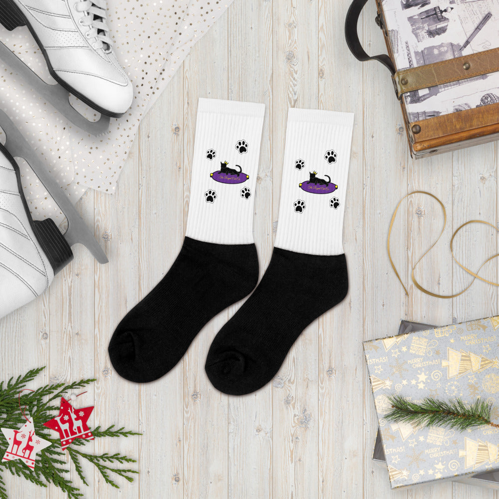 The Royal Cat Co. Socks - The Royal Cat Co.