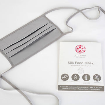Silk Face Masks