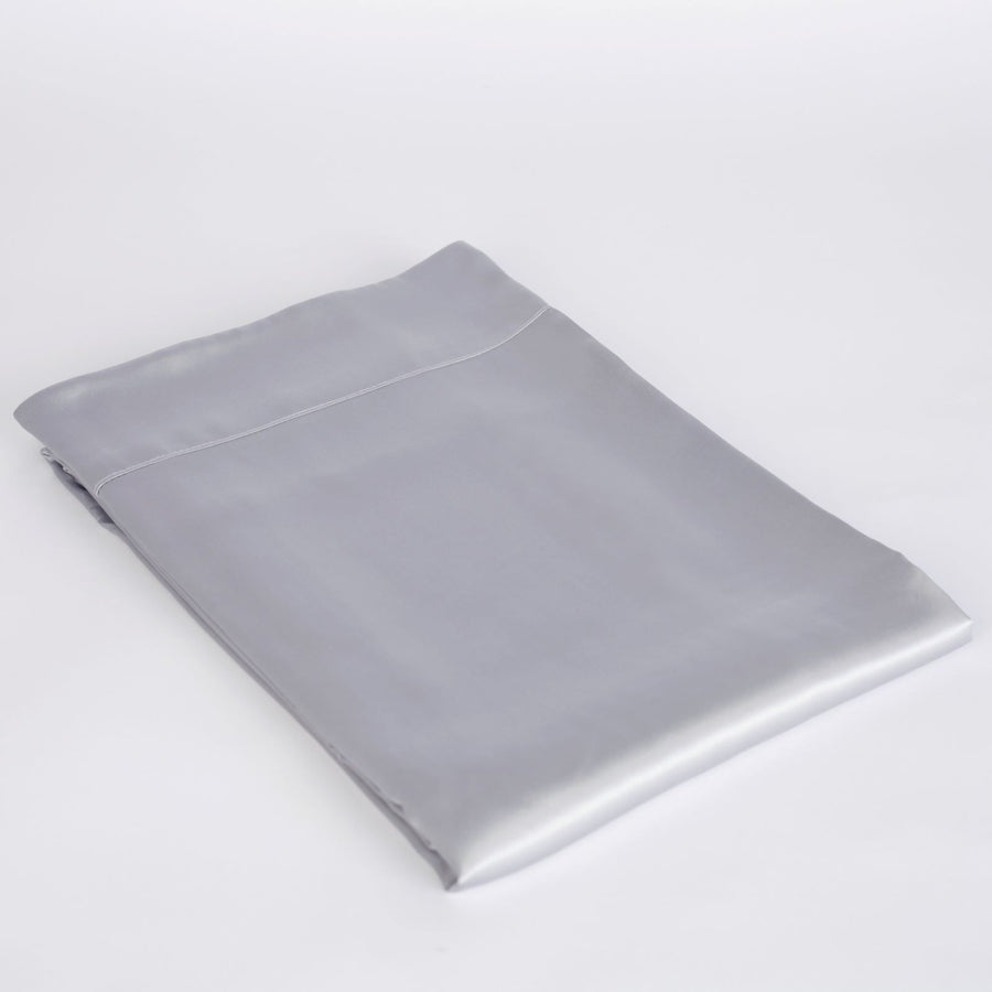 Dove Grey Flat Sheets