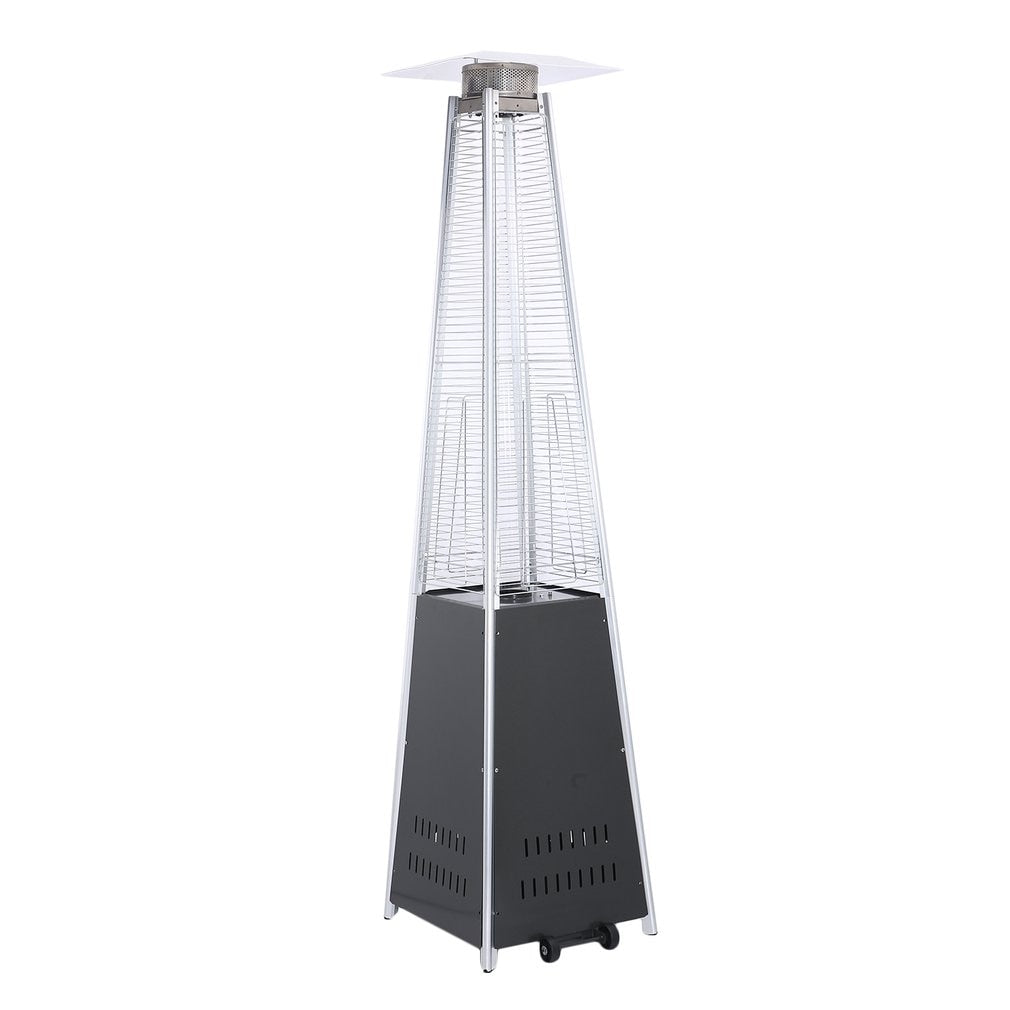 13KW Quartz Glass Tube Commercial Patio Heater