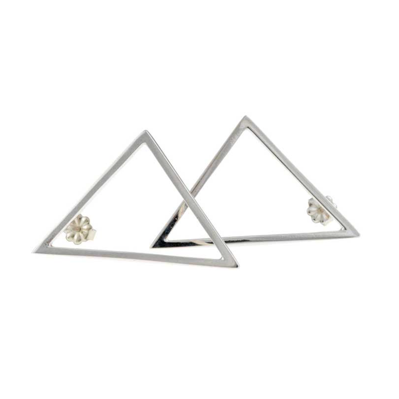 BERMUDA TRIANGLE EARRINGS