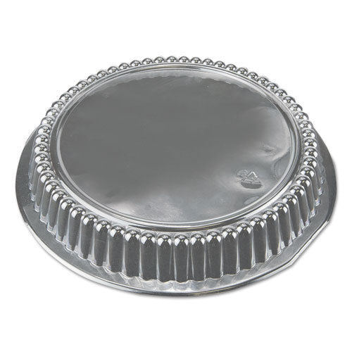 "Dome Lids For 7"" Round Containers, 500-carton"