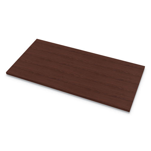 Levado Laminate Table Top (top Only), 60w X 30d, Mahogany