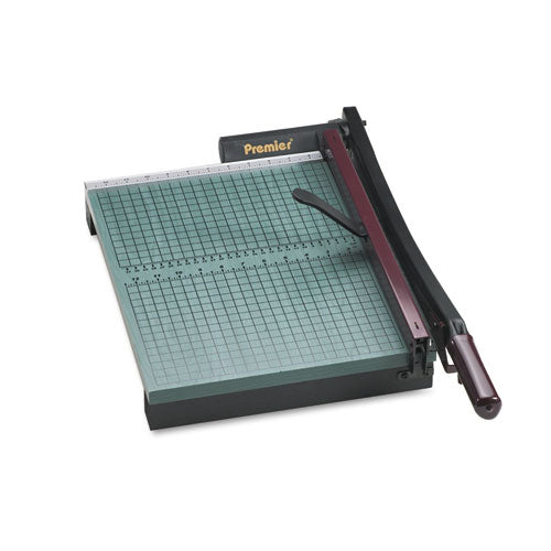 "Stakcut Paper Trimmer, 30 Sheets, Wood Base, 12 7-8"" X 17-1-2"""