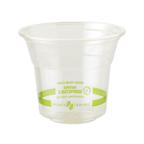 Clear Cold Cups, 10 Oz, Clear, 1,000-carton