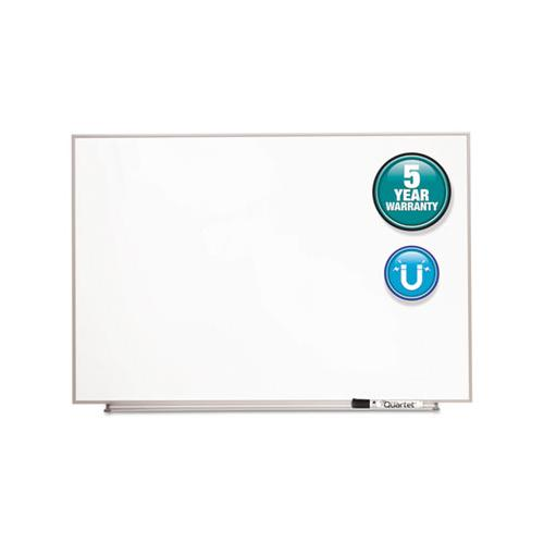 Matrix Magnetic Boards, Painted Steel, 23 X 16, White, Aluminum Frame