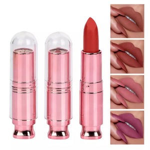 50 piece, 11ml Pink/White Lollipop Wand tubes