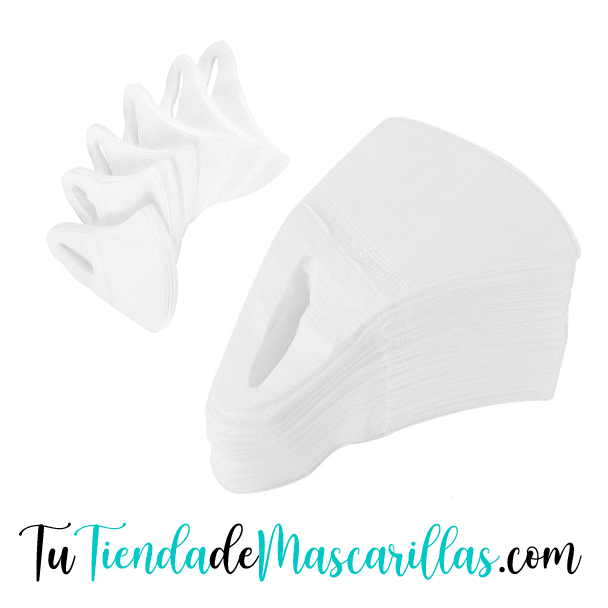 Packs de mascarillas EPI tipo NAFY
