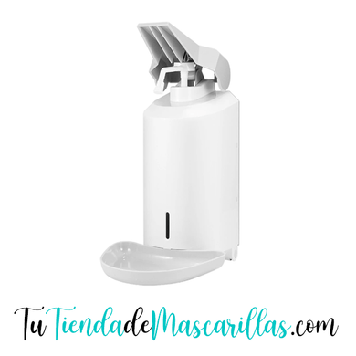 Dispensador recargable de gel. - Tu Tienda de Mascarillas