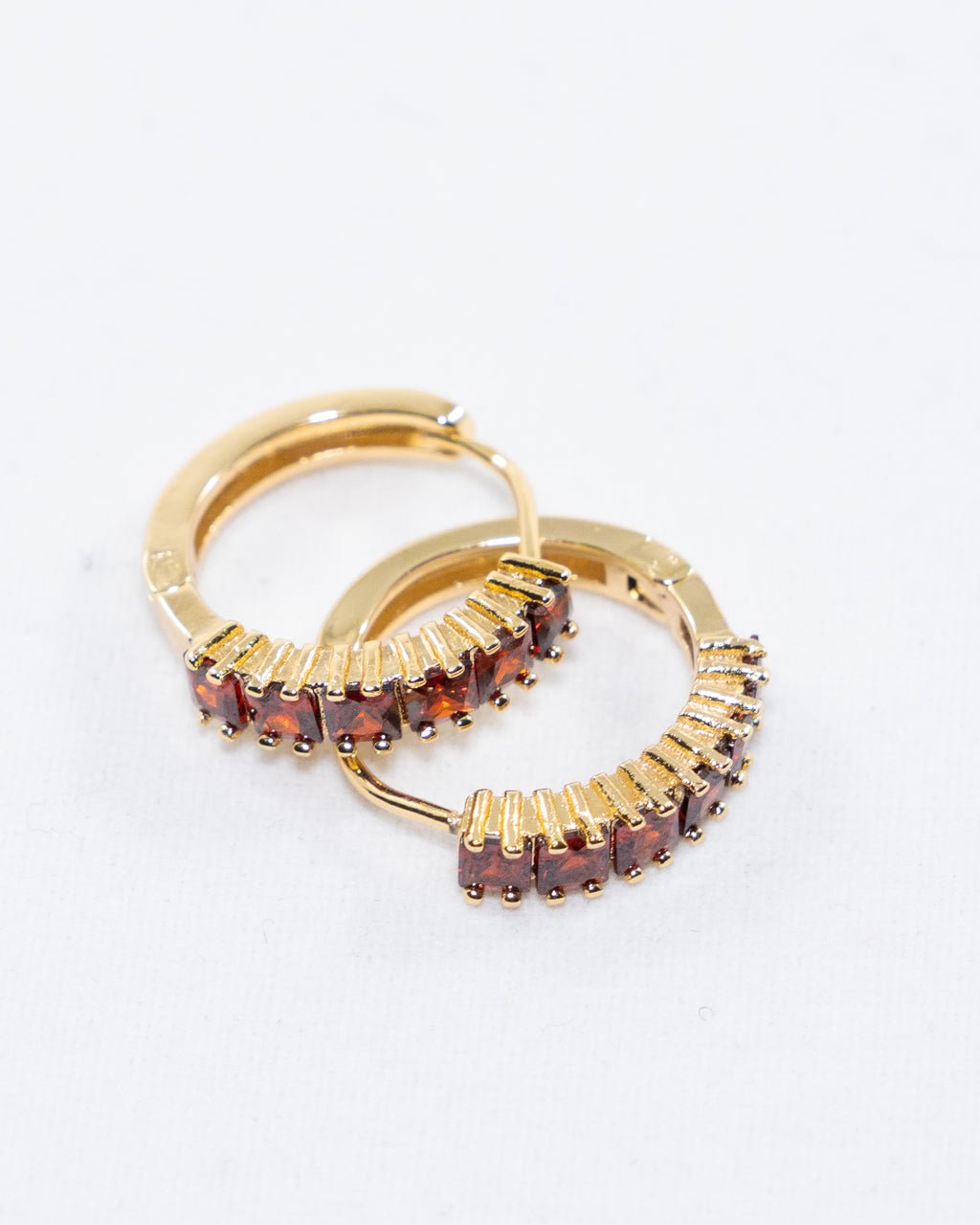 'Ruby' Earrings