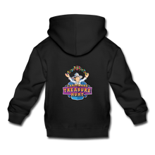 Load image into Gallery viewer, Kids' Premium Hoodie - black
