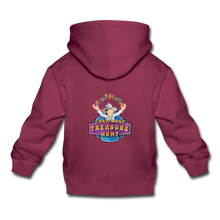 Load image into Gallery viewer, Kids' Premium Hoodie - burgundy