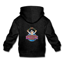 Load image into Gallery viewer, Kids' Premium Hoodie - charcoal gray