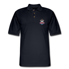 Load image into Gallery viewer, Men's Pique Polo Shirt - midnight navy