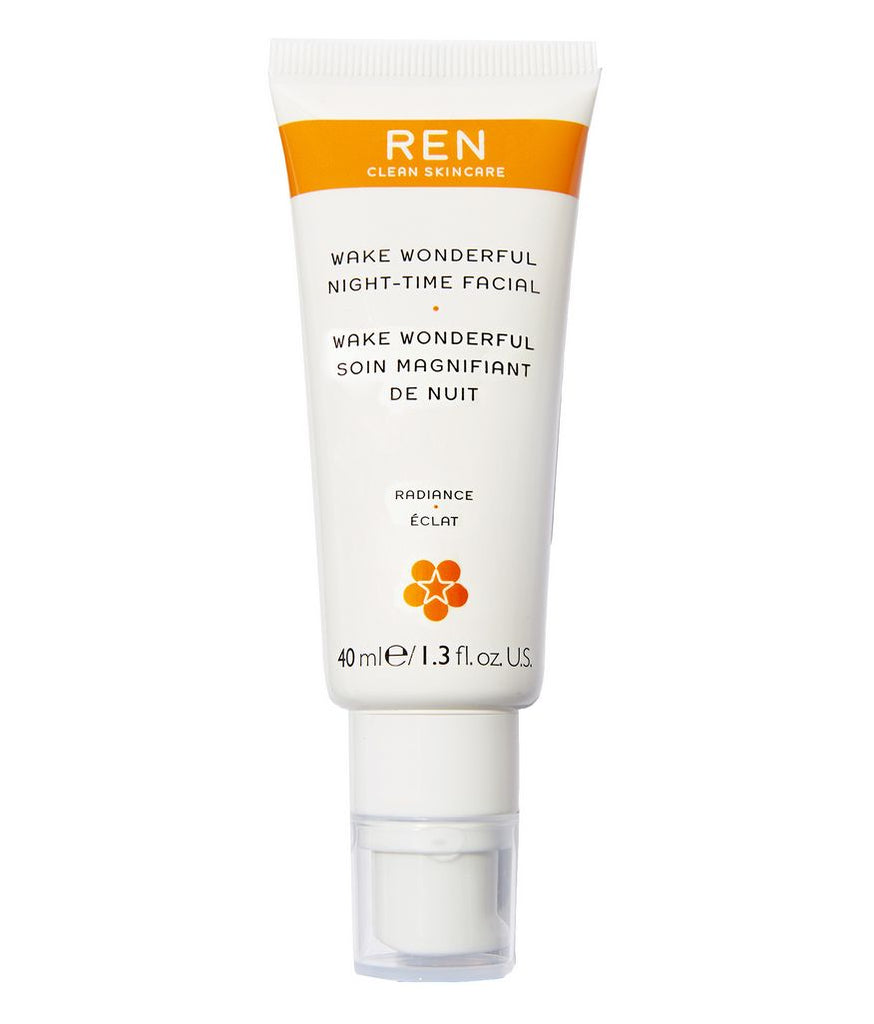 Ren Wake Wonderful Night Time Facial