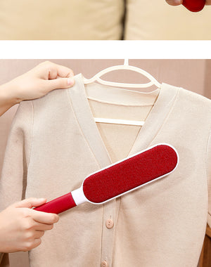 Clothes & Pet Hair Lint Remover Brush