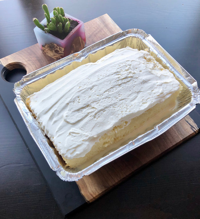 Small Tres Leches Cake
