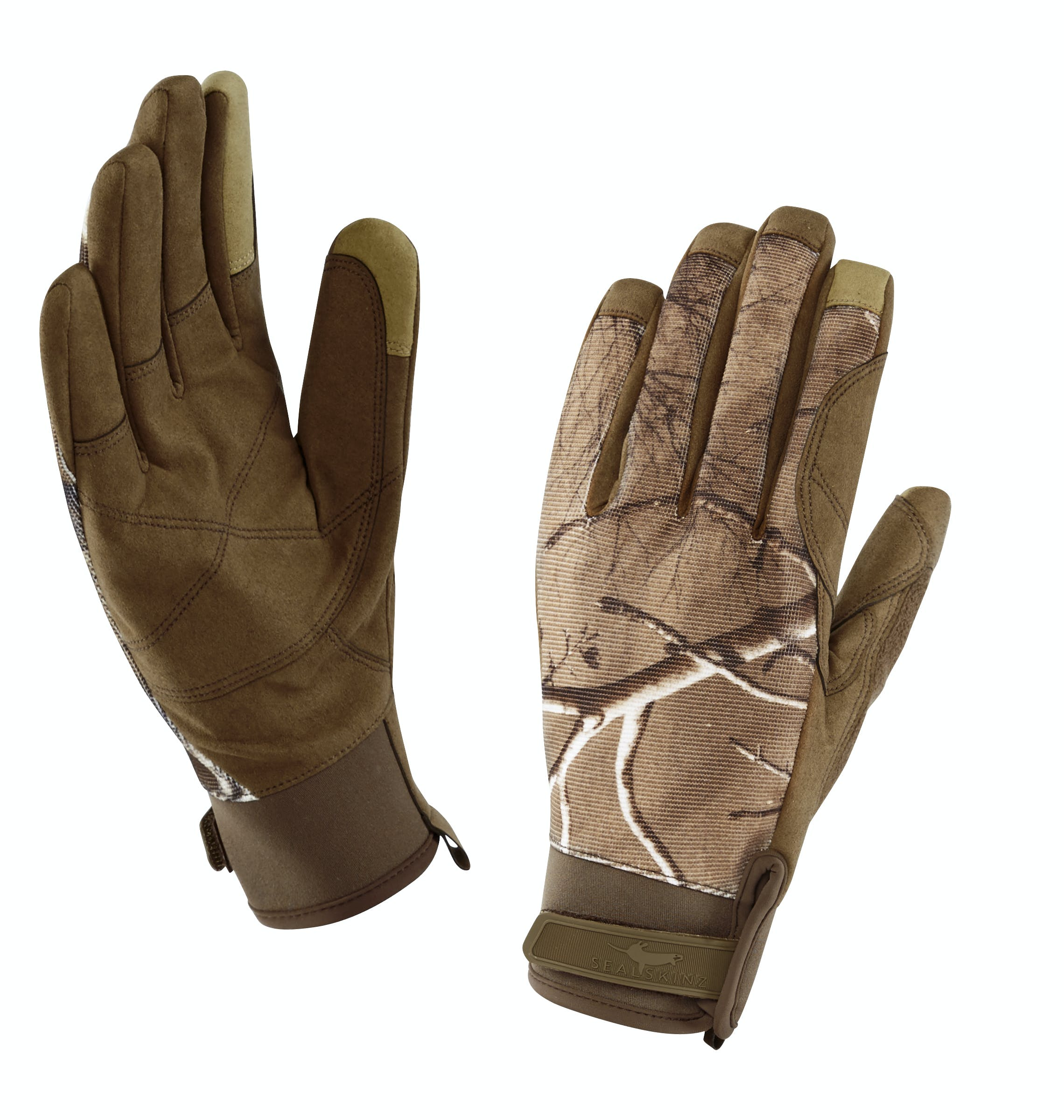 Waterproof Dragon Eye Camo Gloves