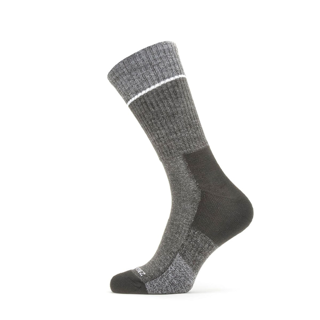 Solo QuickDry Mid Length Socks