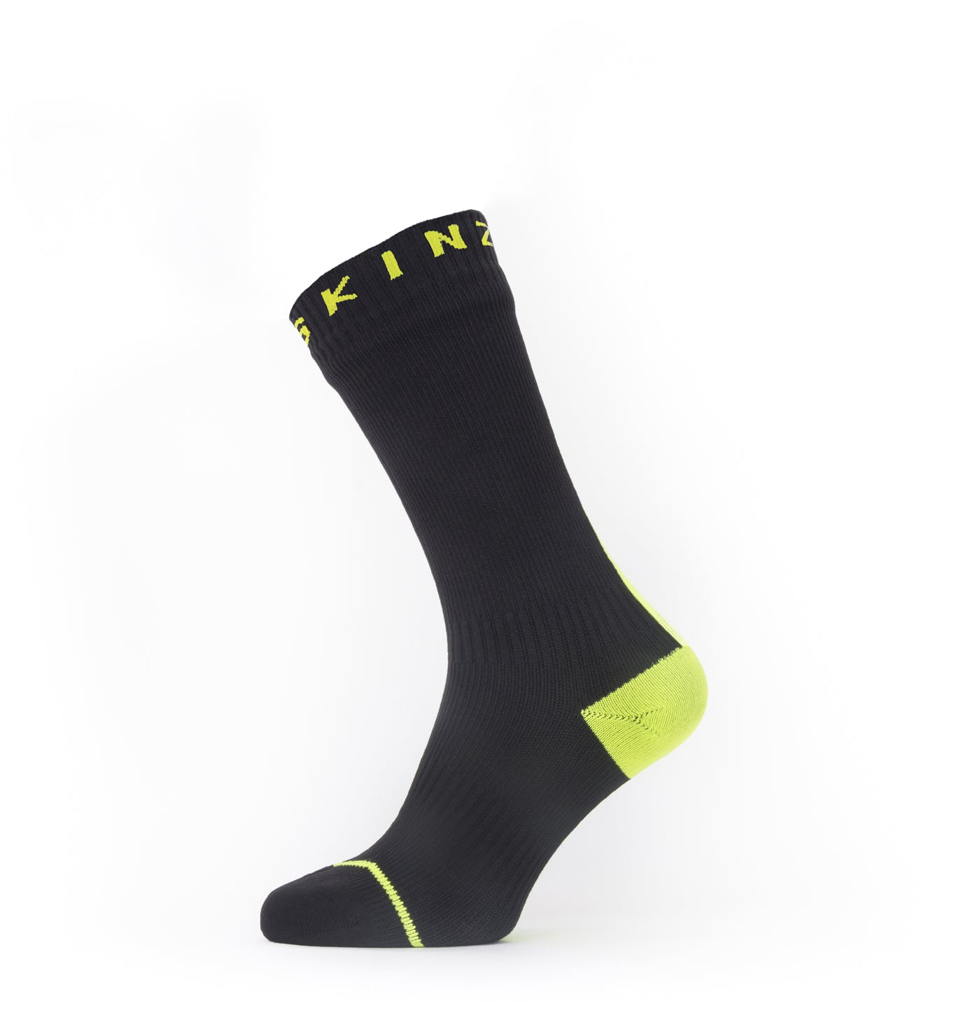 Waterproof All Weather Mid Length Sock with Hydrostop