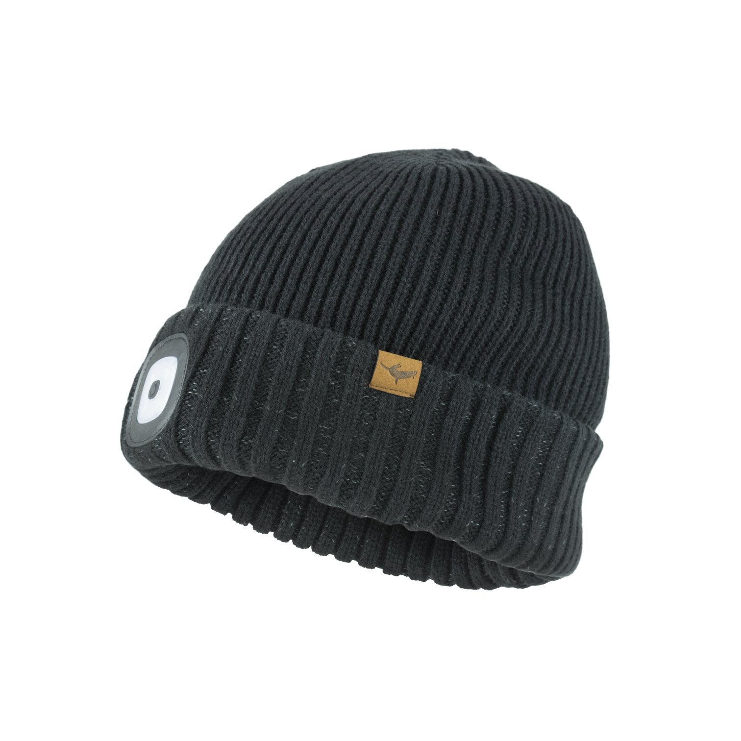 waterproof-cold-weather-led-roll-cuff-beanie-hat