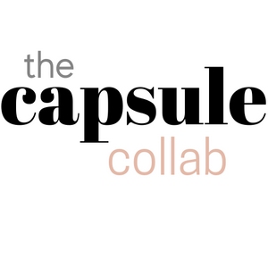 the capsule collab logo