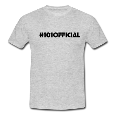 #101OFFICIAL - heather grey