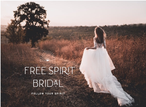 Free Spirit Bridal has launched!