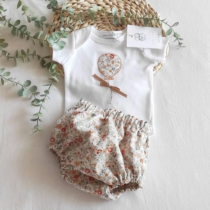Cubrepañal reversible | TWIN THINGS | Babarola