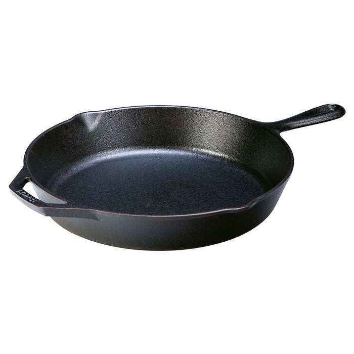 Round skillet with handle