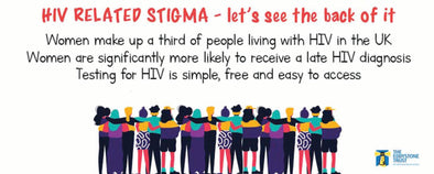 International Women's Day 2021 - we choose to challenge HIV related stigma