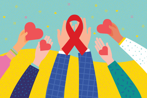 Living with HIV - The Eddystone Trust