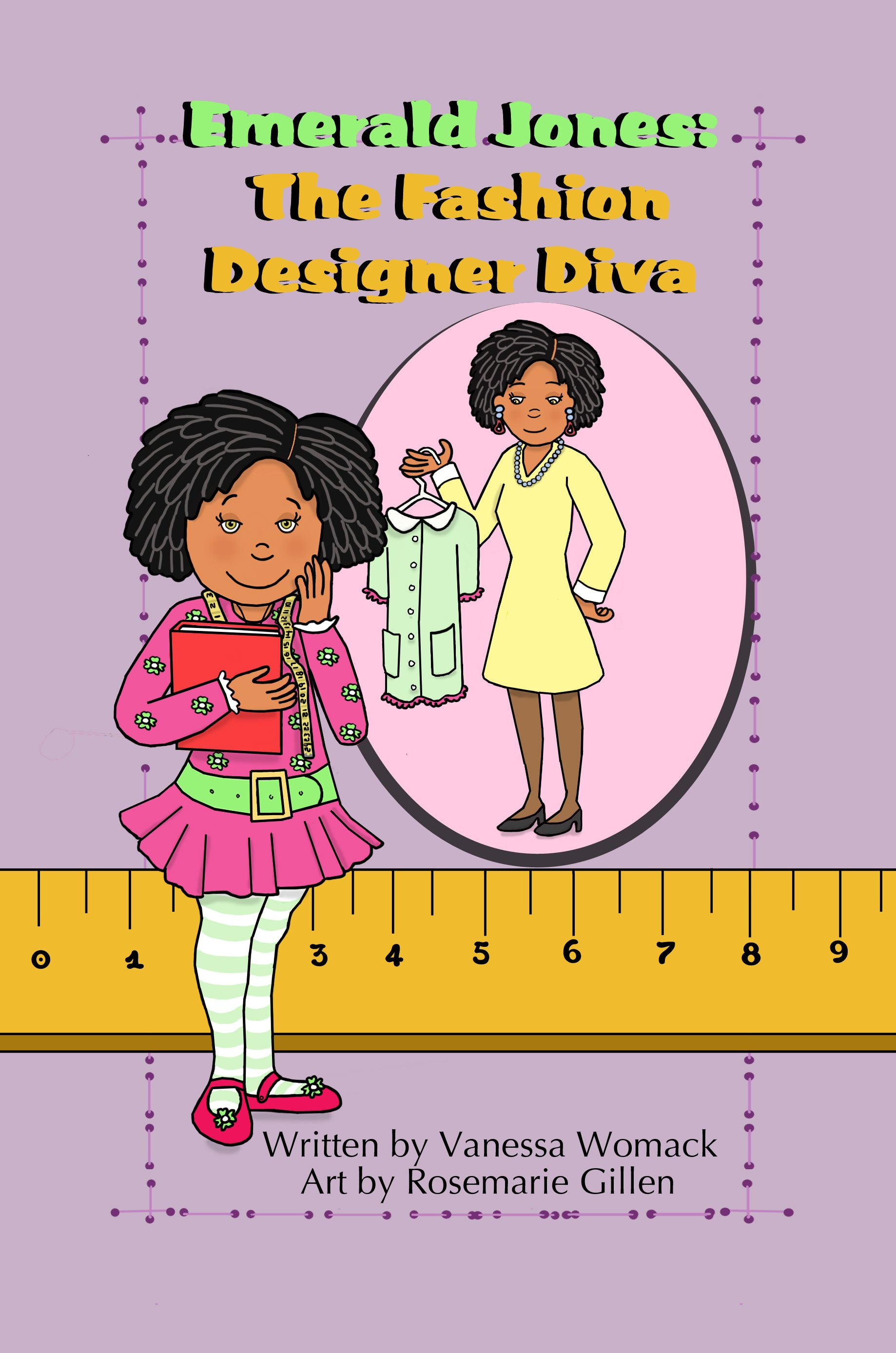 Emerald Jones: The Fashion Designer Diva